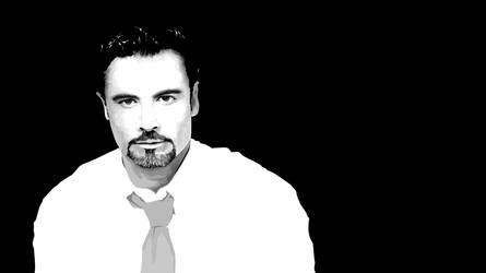 MS Excel: Felipe Camiroaga by shukei20