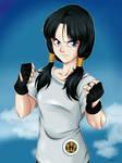 Videl Fan Art by shukei20