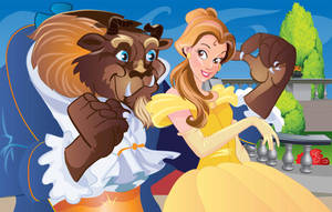 The Beauty and the beast by Stevan55