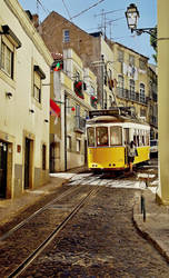 Lisbon revisited 5 by Borymir