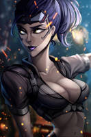 Talon Widowmaker by JELLYEMILY