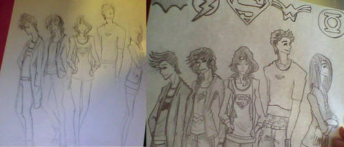 DC dibujo by angelsaga