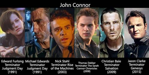 John Connor by angelsaga