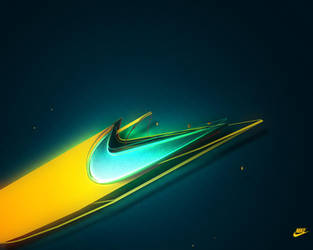 Nike Wallpaper by blacklabelwood