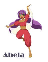 Abela by Meliah