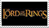 Lord of the rings stamp by vero-g6-stamps