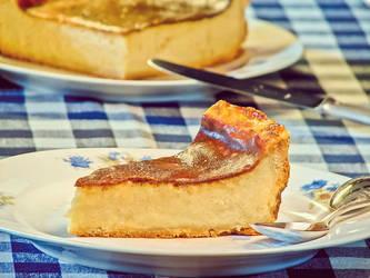 Porridge pie by Jiyone