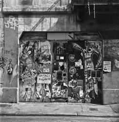 Garage Fourriere by Jiyone