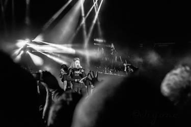 Madonna MDNA Tour 1 by Jiyone