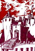 Castle Coch by IanCookeTapia