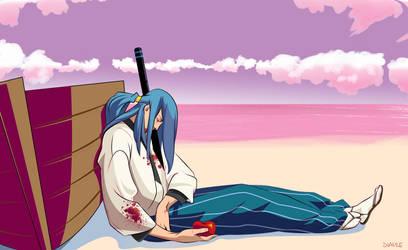Ukyo (Samurai Shodown) by Diavle