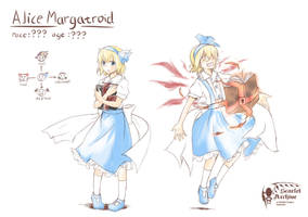 TMLGG_Character's Concept: Alice Margatroid by void-contains-all