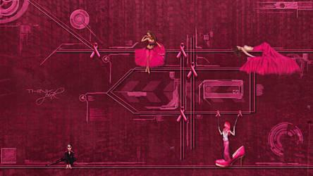 Think Pink III by maiamorgan