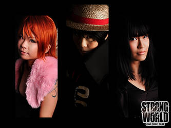 One Piece: SW - Take 1 by shuui