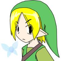 The Legend of Zelda - Link by DrakelordDraconis