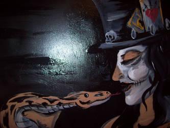 voodoo kiss by daniel13starkey
