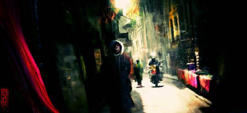 Daywalker by TavenerScholar