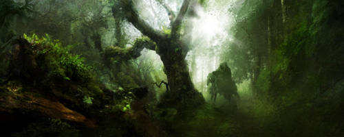 The Old Forest by TavenerScholar