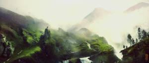 Hiker by TavenerScholar
