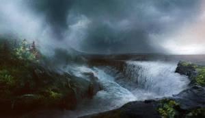 Stormy Interlude by TavenerScholar