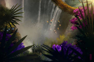 Olivia Falls by TavenerScholar
