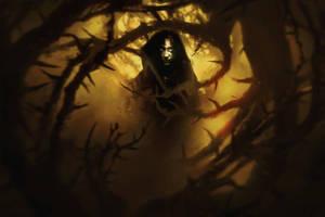 Hedge Witch by TavenerScholar