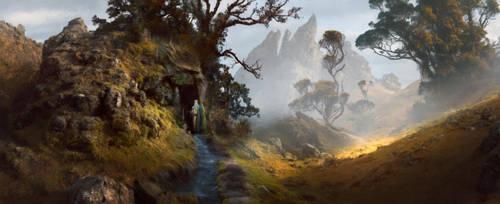 Hermit by TavenerScholar