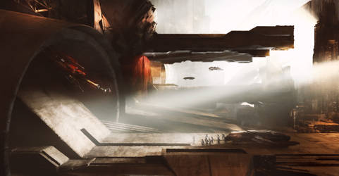 Assault on the Citadel by TavenerScholar