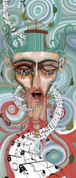 Death of Orpheus by James-Ormiston
