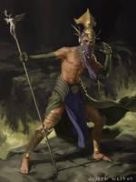 Priest of the Black Moon by Jaasif