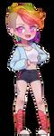 Rainbow Dash by Emily-826