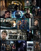 Stargate Atlantis by VampObsessed