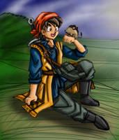 Eight the Hero by dskemmanuel