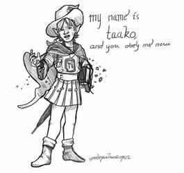 Taako by spectralunicorn