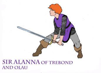 Sir Alanna by fabular-mrfox