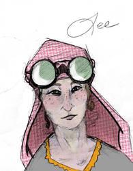 Quick Character Study: Lorelei Cheshire by fabular-mrfox