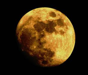 Moon by elysawus