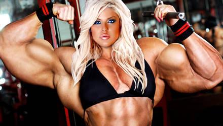 Brooke Biceps by Morphdogen