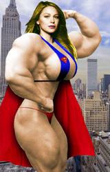 Supergirl by Morphdogen