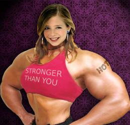 Stronger Than You by Morphdogen