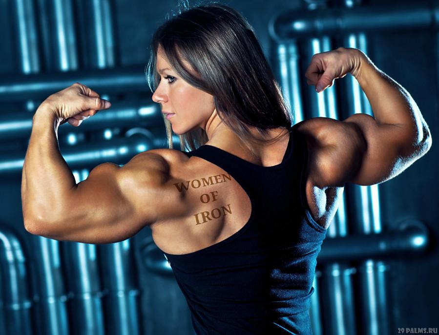 Women of Iron Muscle by Morphdogen