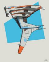 Falcon 2 by Vazirgaizullin