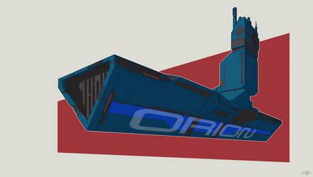 Orion by Vazirgaizullin