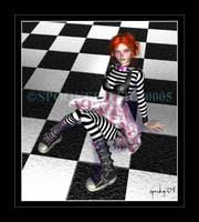 Checkerboard by Spookeriffic