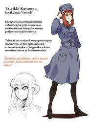 Talvikki by Essu