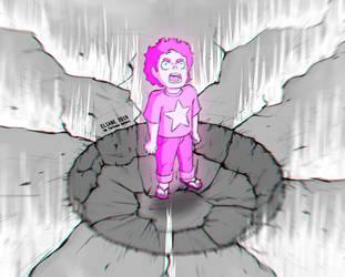 Steven Universe - She's GONE! by ElianeDeFortuny