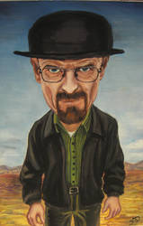 Heisenberg by Evylina