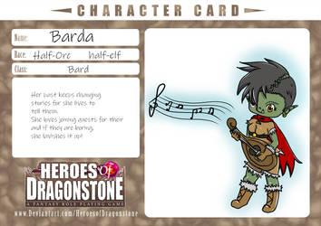 Barda by Karigan-Windchester