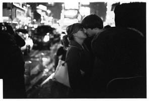 a kiss by maxyme