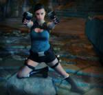 Tomb Raider - by DayanaCroft